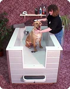 New breed dog baths perfect for the self serve dog wash business self serve dog wash businesses model lt101 solutioingenieria Images